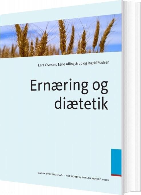 Image of   Ernæring Og Diætetik - Ingrid Poulsen - Bog