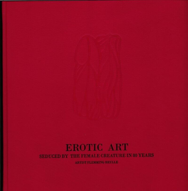 Erotic Art - Coffetable Book - Flemming Brylle - Bog