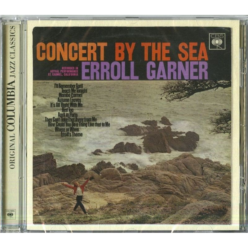 Image of   Erroll Garner - Concert By The Sea - CD