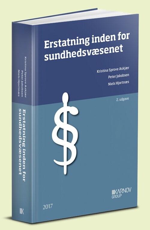 Image of   Erstatning Inden For Sundhedsvæsenet - Peter Jakobsen - Bog