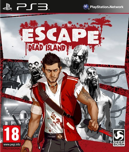 Image of   Escape Dead Island - PS3