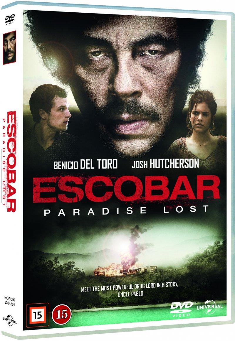 Image of   Escobar - Paradise Lost - DVD - Film