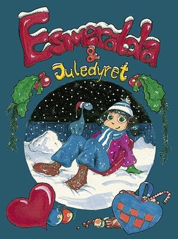 Esmeralda & Juledyret - Bo Møller Andersen - Bog