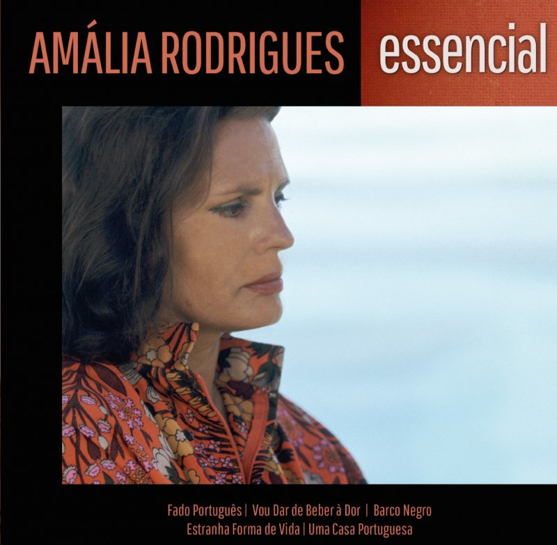Image of   Amalia Rodrigues - Essencial 1 - CD