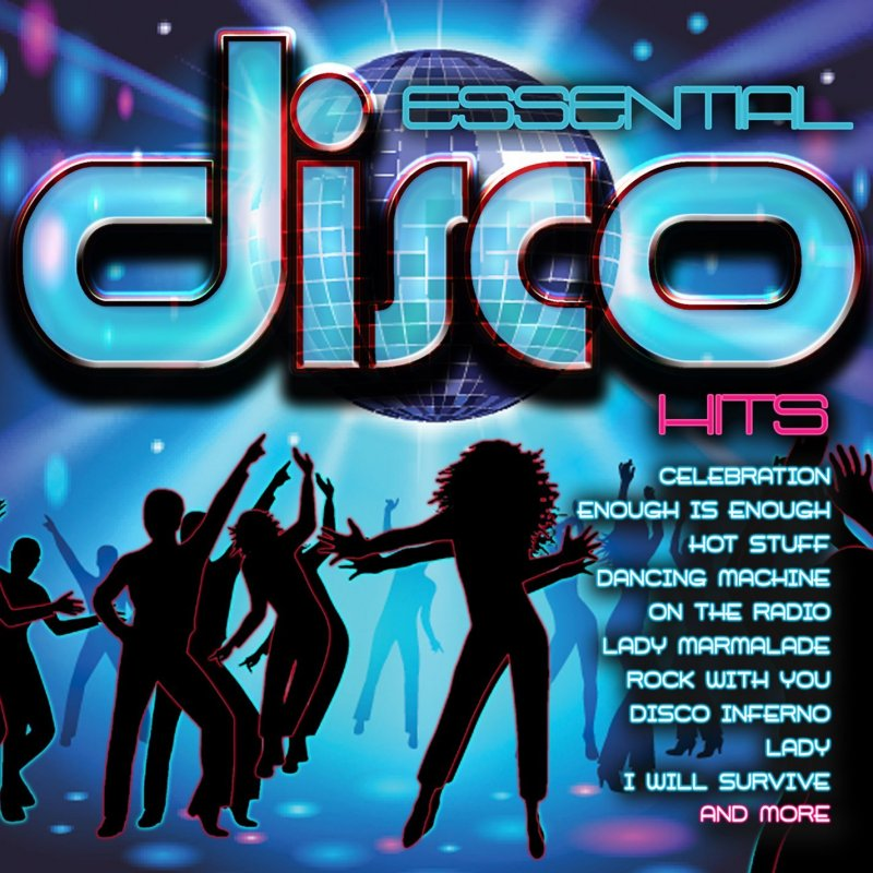 Image of   Dance Lovers - Essential Disco Hits - CD