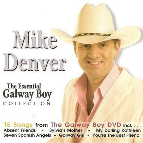 Image of   Mike Denver - Essential Galway Boy Collection - CD