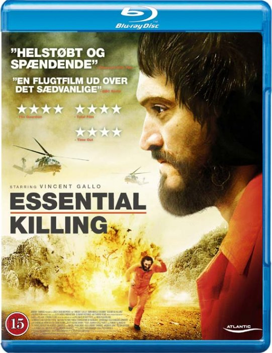 Image of   Essential Killing - Blu-Ray