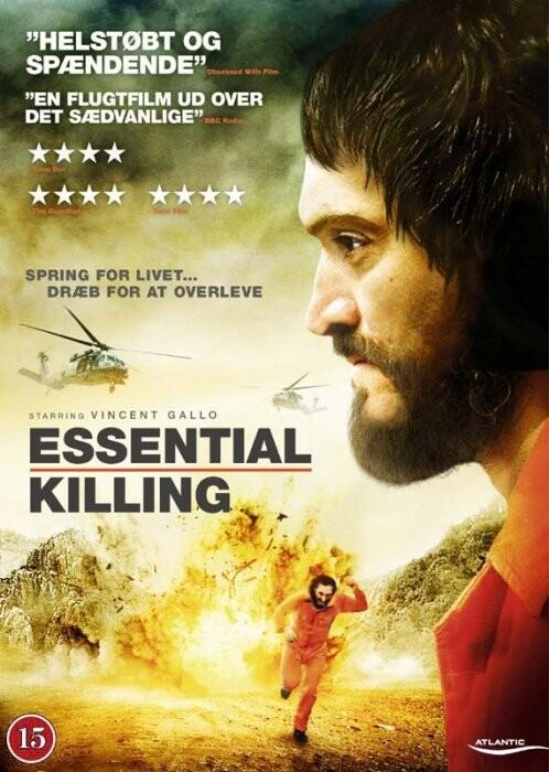 Image of   Essential Killing - DVD - Film