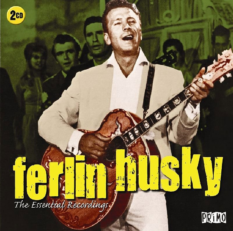Image of   Husky Ferlin - Essential Recordings - CD