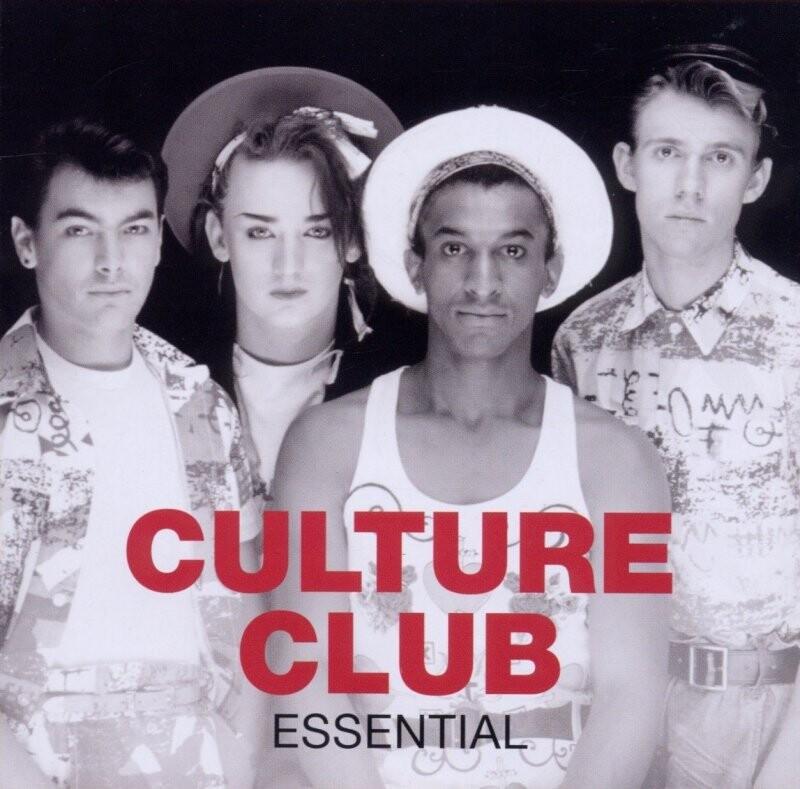 Image of   Culture Club - Essential - CD