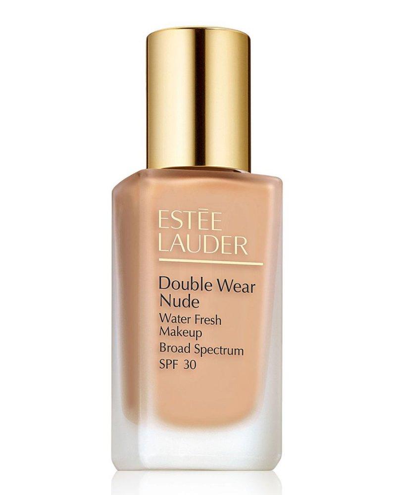 Image of   Estée Lauder Foundation - Double Wear Nude Water Fresh Spf30 - 1n2 Ecru