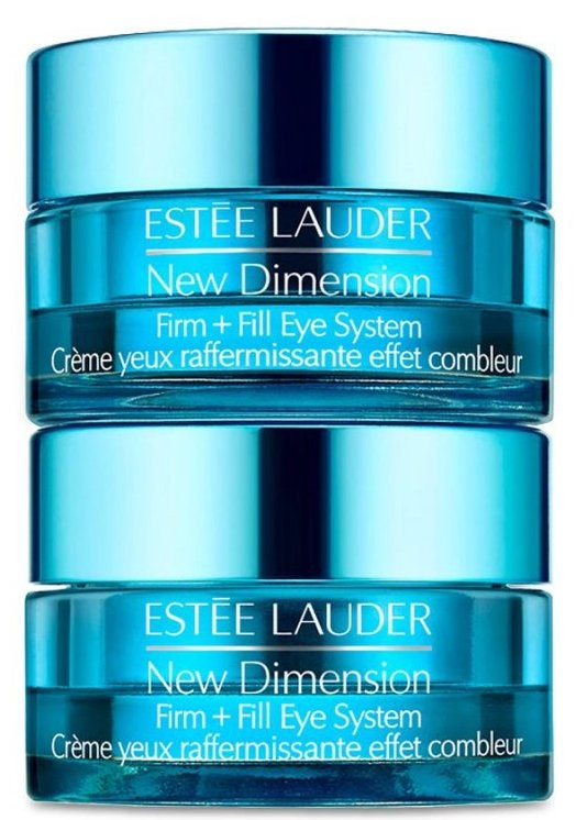 Estée Lauder New Dimension Firm And Fill Eye System - 10 Ml