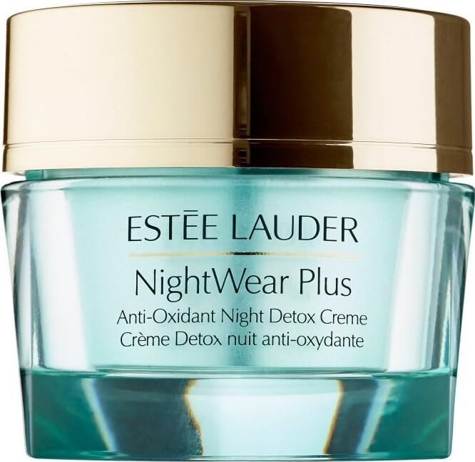 Image of   Estée Lauder Nigthwear Plus Anti-oxidant Night Detox Creme 50 Ml
