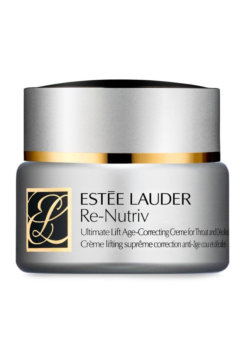 Estée Lauder Re Nutriv Ultimate Age Correcting Throat Decolletage Creme - 50 Ml