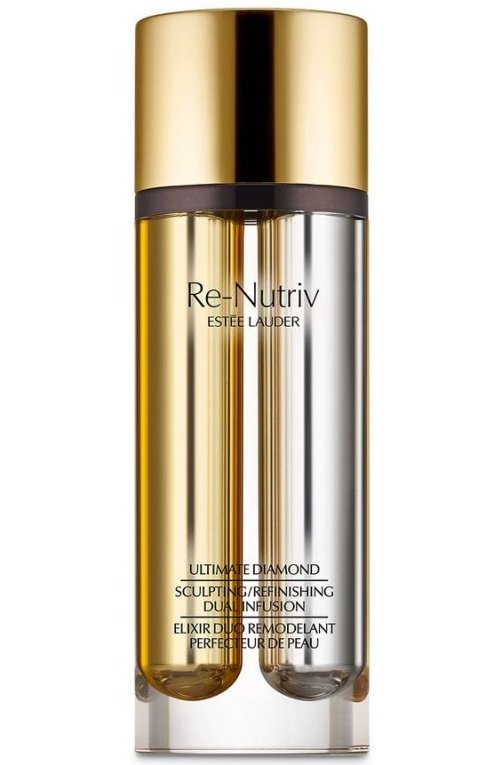 Estee Lauder Re-nutriv Ultimate Diamond Sculpting/refinishing Dual Infusion - 25 Ml