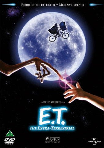 Image of   E.t. Film - The Extra-terrestrial - DVD - Film