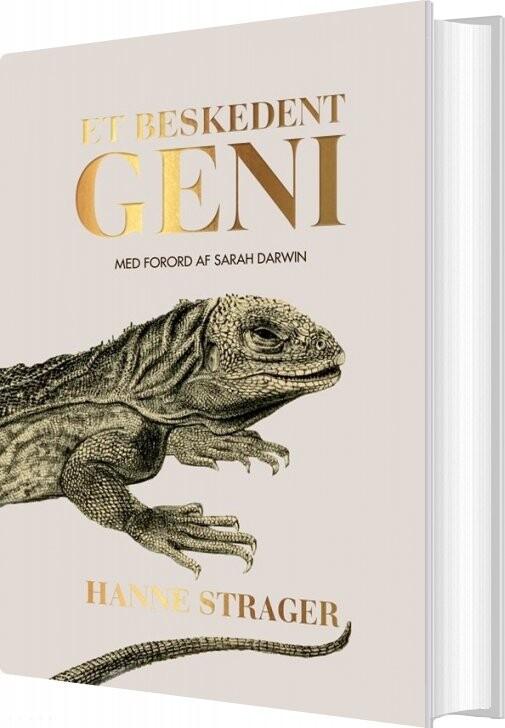 Image of   Et Beskedent Geni - Hanne Strager - Bog