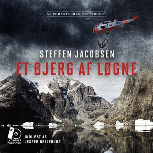 Image of   Et Bjerg Af Løgne - Steffen Jacobsen - Cd Lydbog