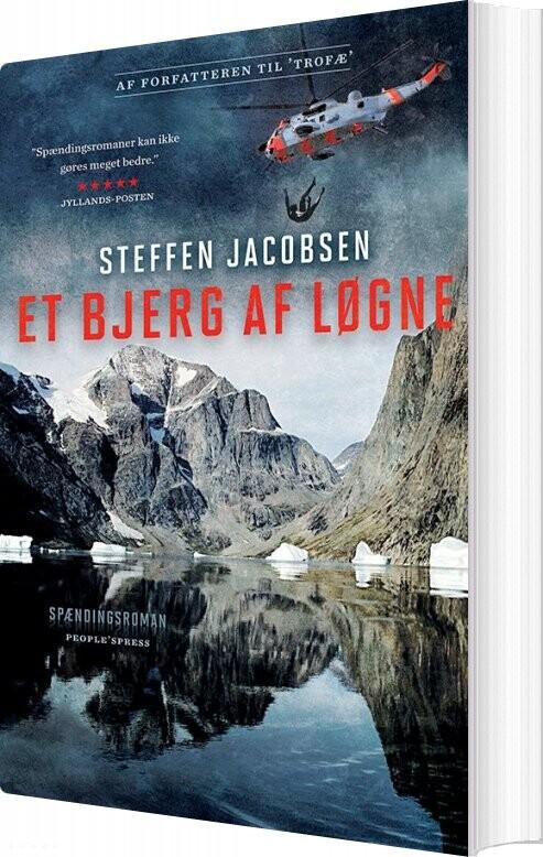 Et Bjerg Af Løgne - Steffen Jacobsen - Bog