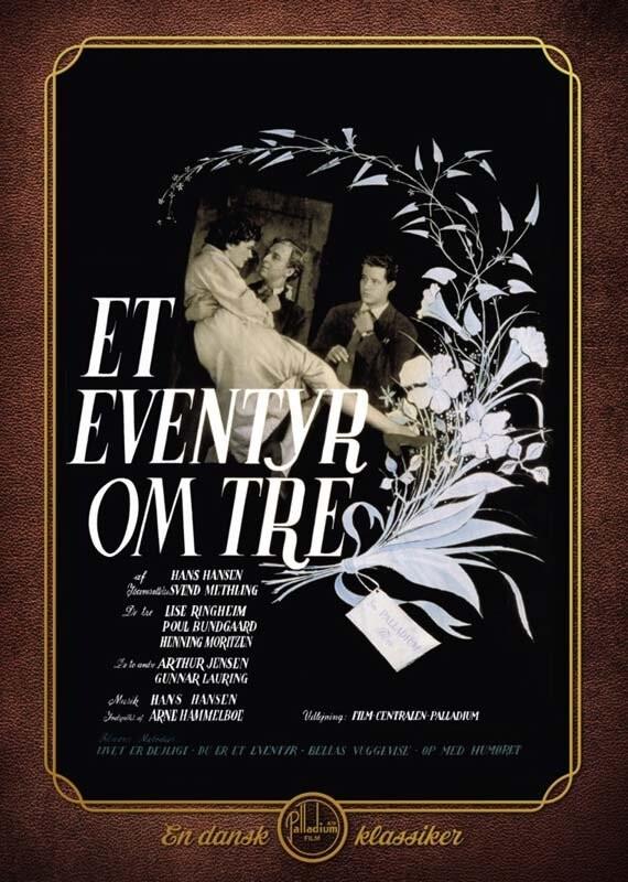 Image of   Et Eventyr Om Tre - DVD - Film