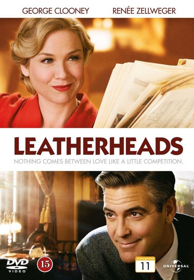 Billede af Leatherheads / Et Frækt Spil - DVD - Film