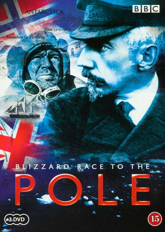 Image of   Blizzard Race To The Pole - Bbc - DVD - Film