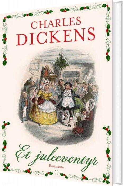 Image of   Et Juleeventyr - Charles Dickens - Bog