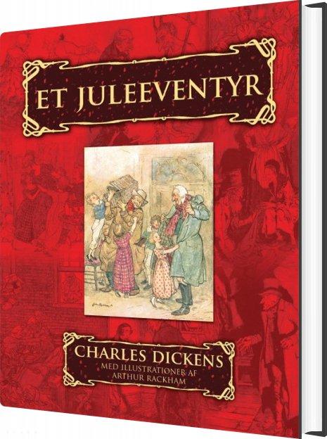 Image of   Et Juleeventyr - Charles - Bog