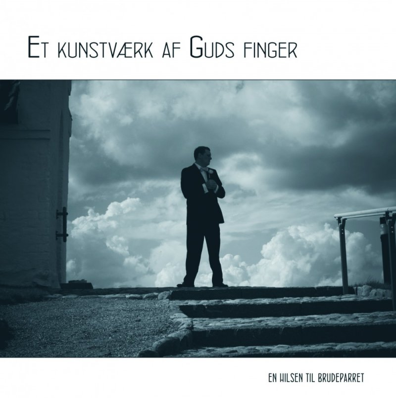 Image of   Et Kunstværk Af Guds Finger - Sørine Gotfredsen - Bog