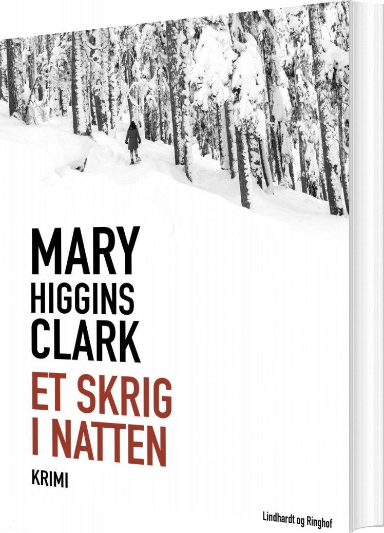 Image of   Et Skrig I Natten - Mary Higgins Clark - Bog
