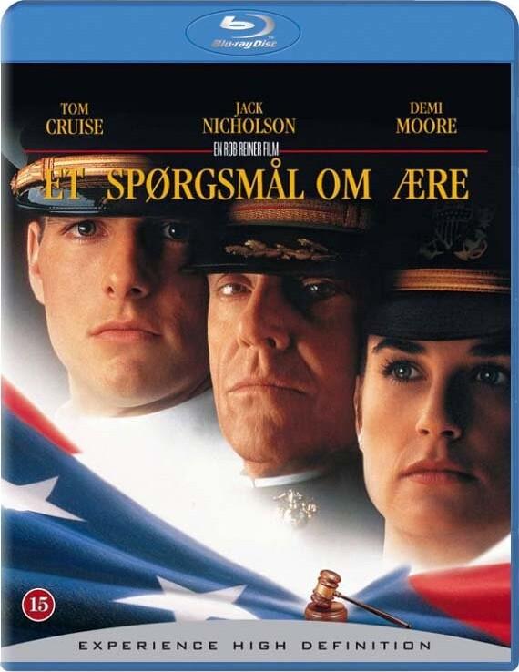 Image of   A Few Good Men / Et Spørgsmål Om ære - Blu-Ray