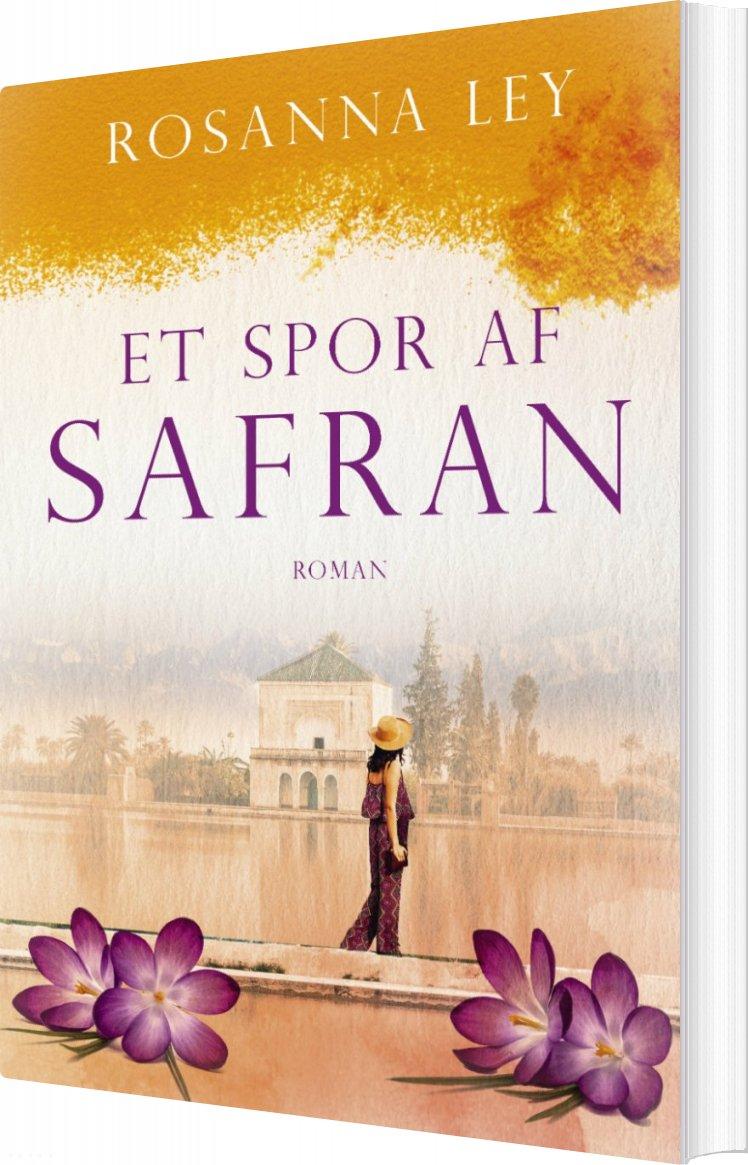 Image of   Et Spor Af Safran - Rosanna Ley - Bog