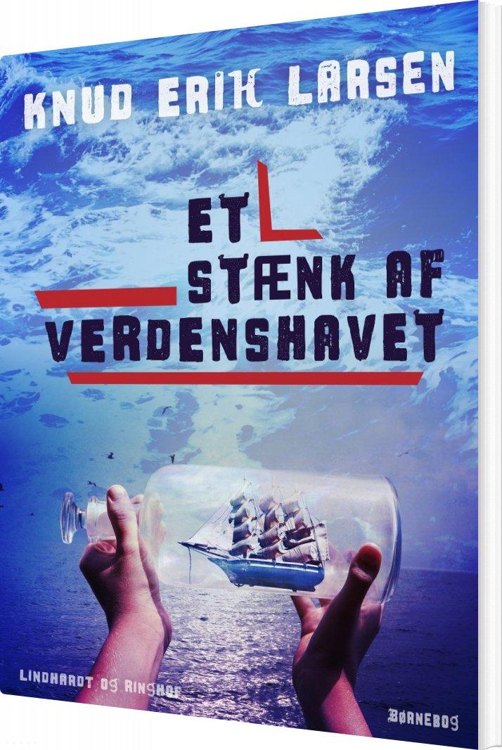 Et Stænk Af Verdenshavet - Knud Erik Larsen - Bog