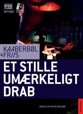 Image of   Et Stille Umærkeligt Drab Mp3 - Agnete Friis - Cd Lydbog