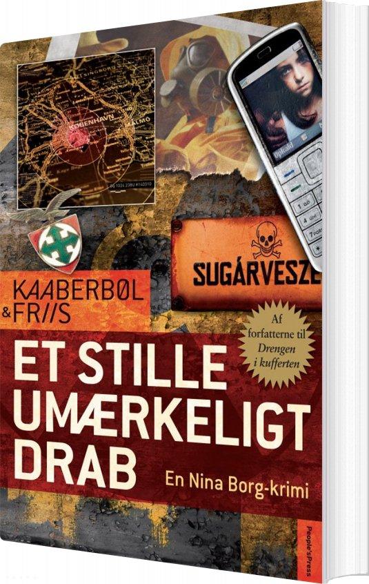 Et Stille Umærkeligt Drab - Agnete Friis - Bog