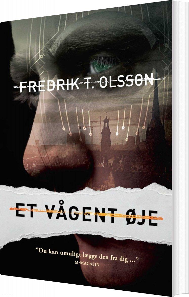 Billede af Et Vågent øje - Fredrik T. Olsson - Bog