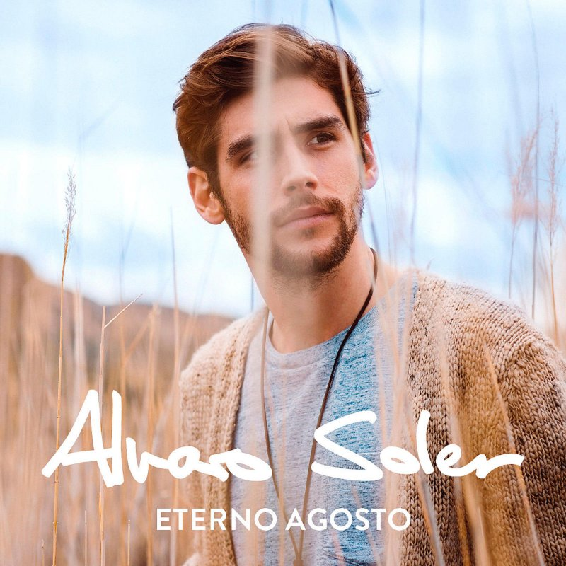 Image of   Alvaro Soler - Eterno Agosto - CD