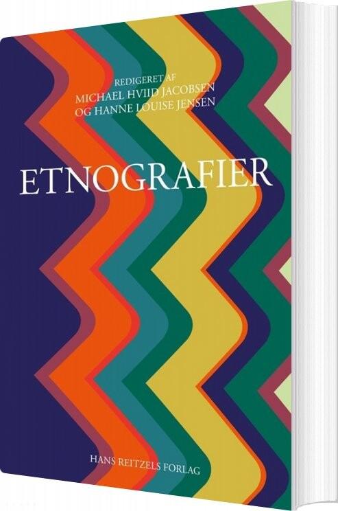 Etnografier - Søren Kristiansen - Bog