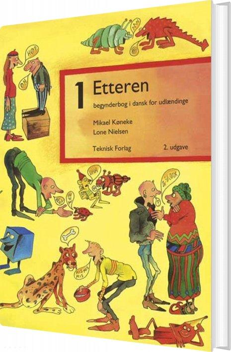 Etteren - Mikael Køneke - Bog