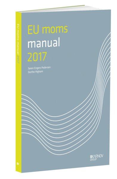 Eu  Momsmanual 2017 - Søren Engers Pedersen - Bog