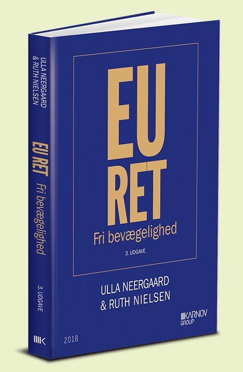 Image of   Eu-ret - Fri Bevægelighed - Ruth Nielsen - Bog
