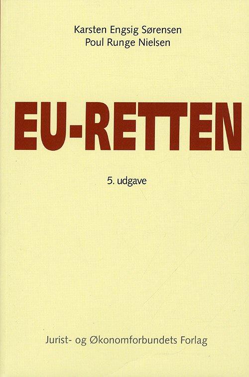 Eu-retten - Karsten Engsig Sørensen - Bog