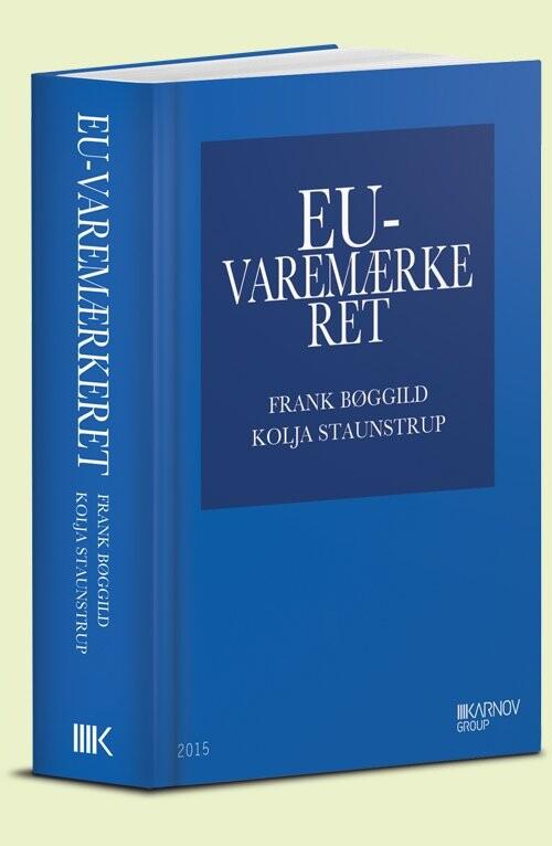 Eu-varemærkeret - Frank Bøggild - Bog