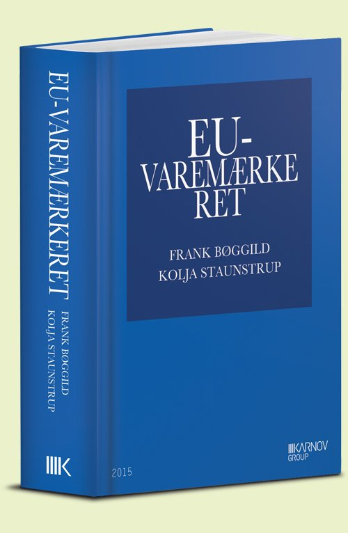 Image of   Eu-varemærkeret - Frank Bøggild - Bog