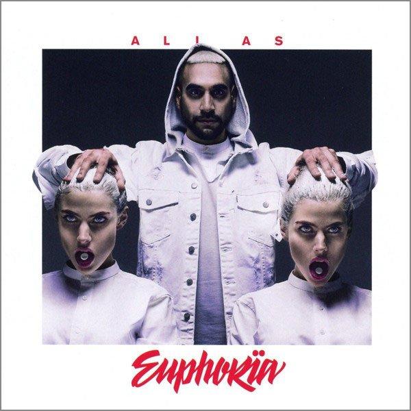 Image of   Ali As - Euphoria - CD