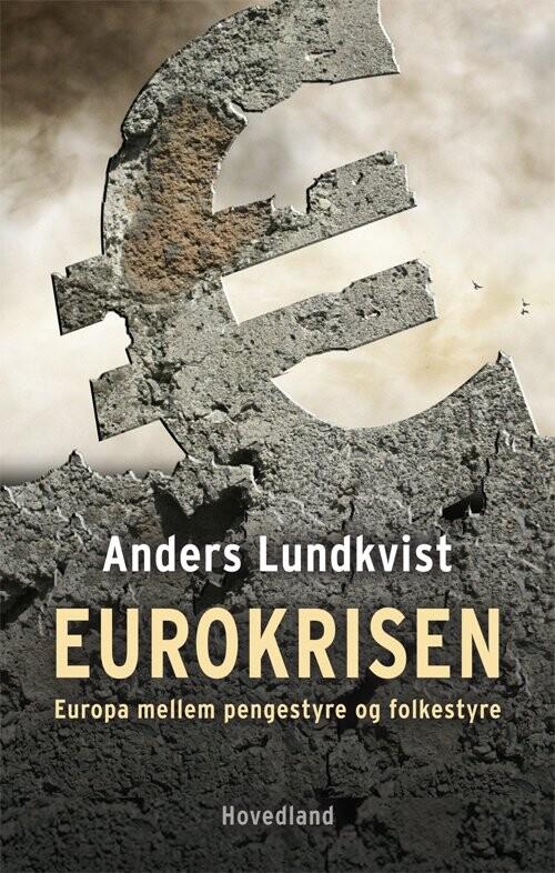 Image of   Eurokrisen - Anders Lundkvist - Bog