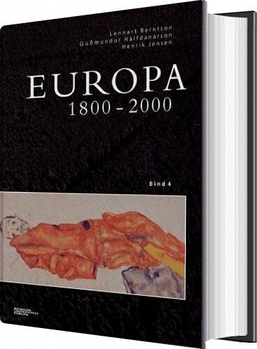 Europa 1800-2000 - Håkan Arvidsson - Bog