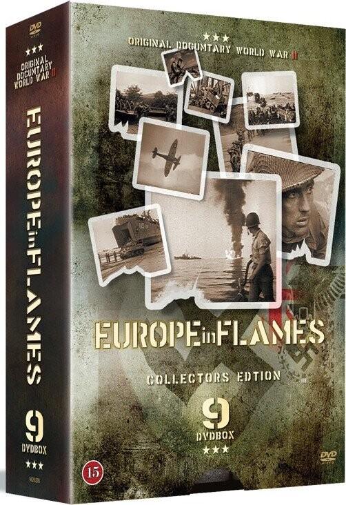 Billede af Europa I Flammer - DVD - Film