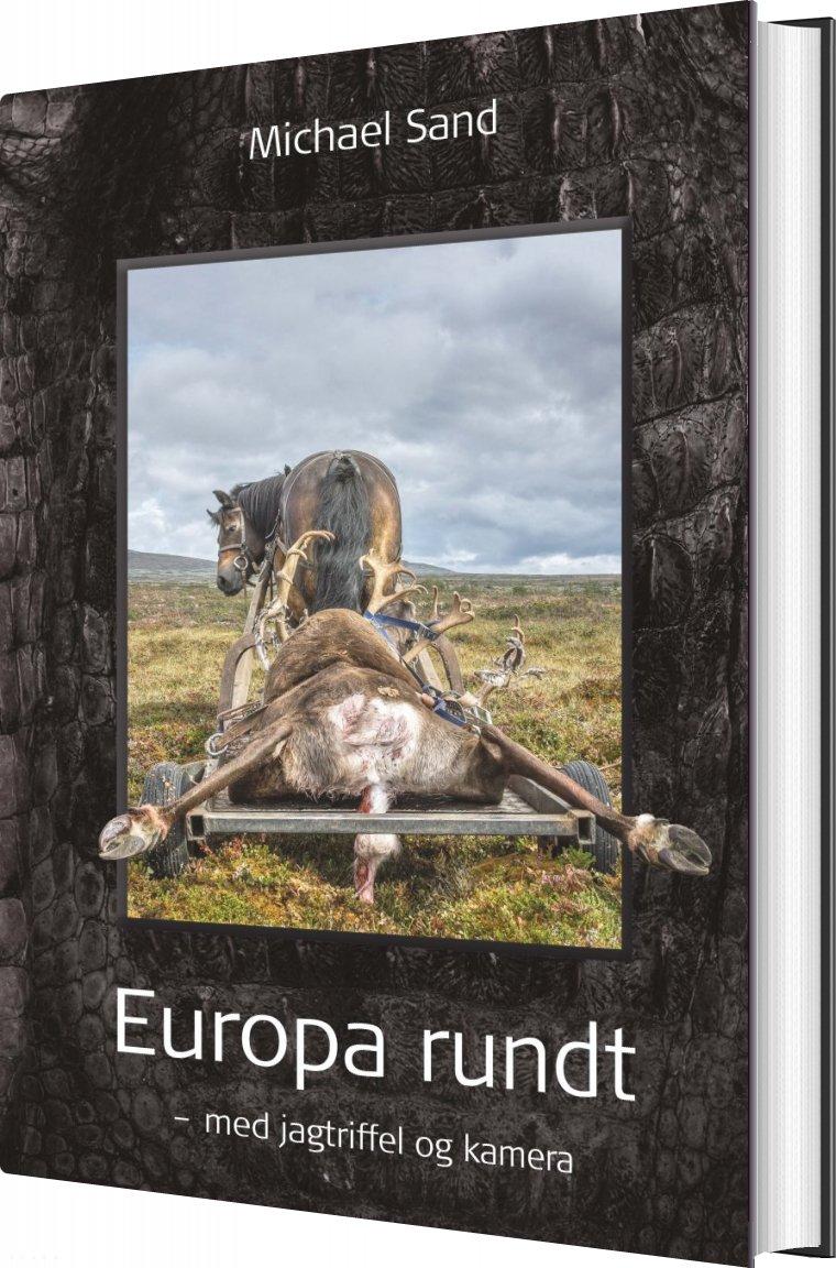 Image of   Europa Rundt - Michael Sand - Bog