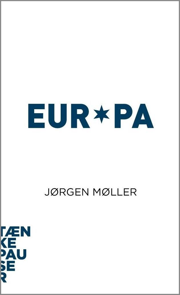 Image of   Europa - Jørgen Møller - Bog
